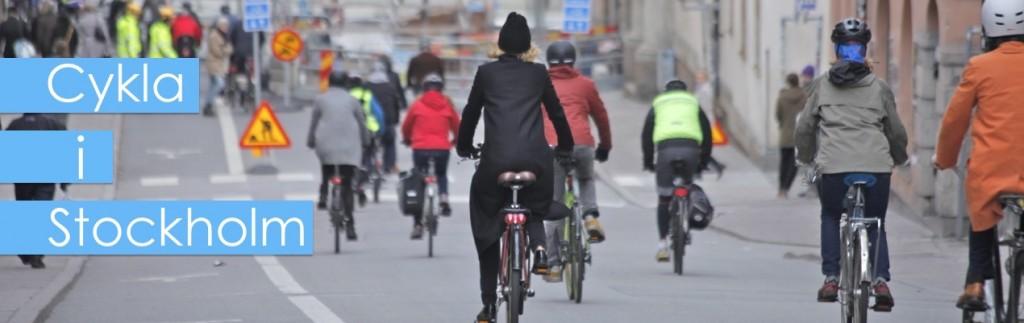 Facebookgruppen Cykla i Stockholm