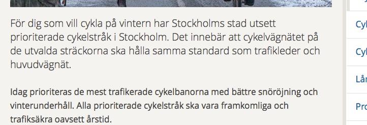 Stockholms stad lovar guld, men organisationen är oförmögen att genomföra löftet.