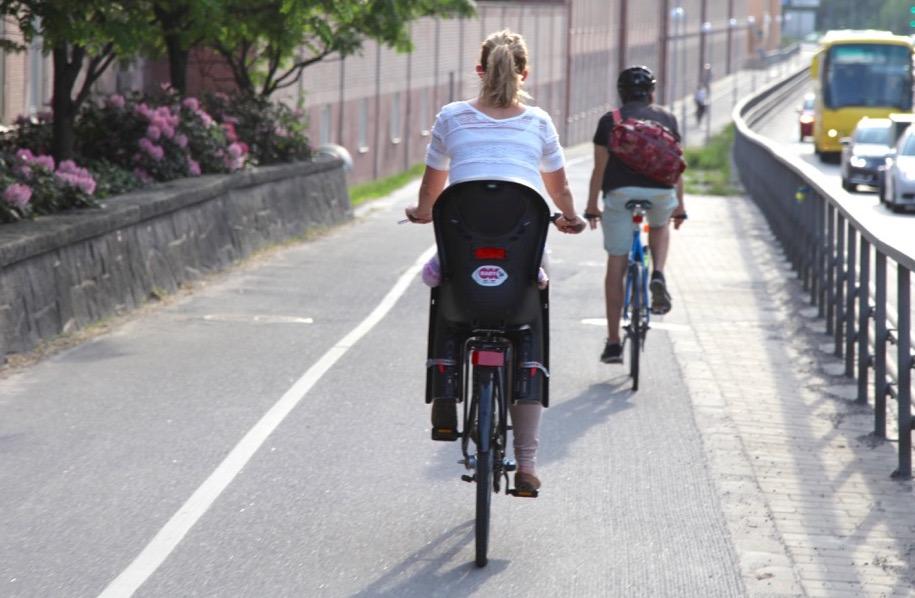 Backcykel i 30km/t utan att ens trampa